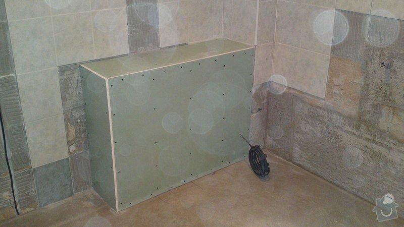 Výměna vany, sprchového boxu: 09012013643
