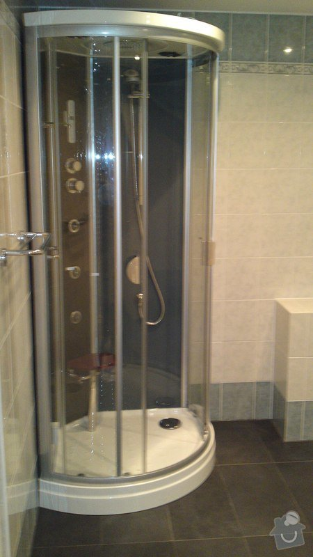Výměna vany, sprchového boxu: 15012013651
