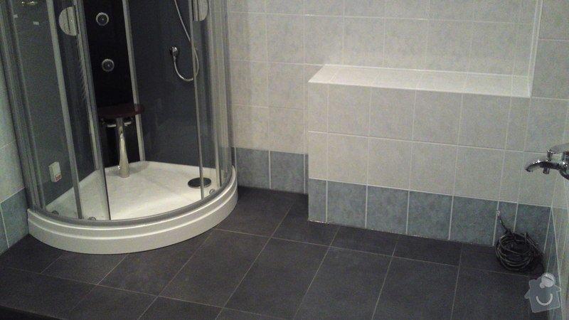 Výměna vany, sprchového boxu: 15012013656