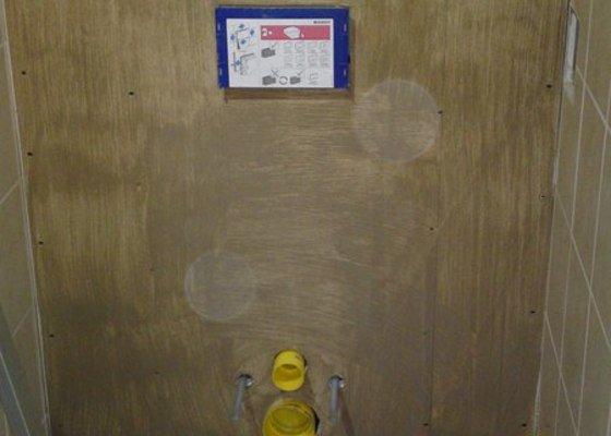 Výměna vany, sprchového boxu