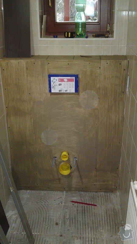 Výměna vany, sprchového boxu: 17012013666
