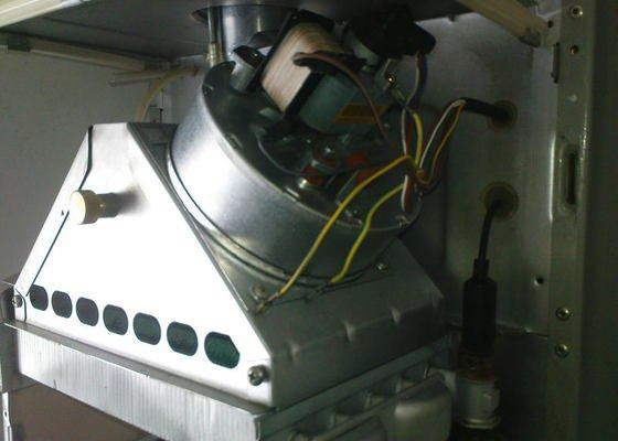 Oprava plynového kotle a regulace topení v podlaze