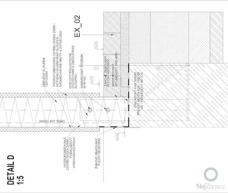 Dvojgaráž, dřevostavba, 48 m2: GA16