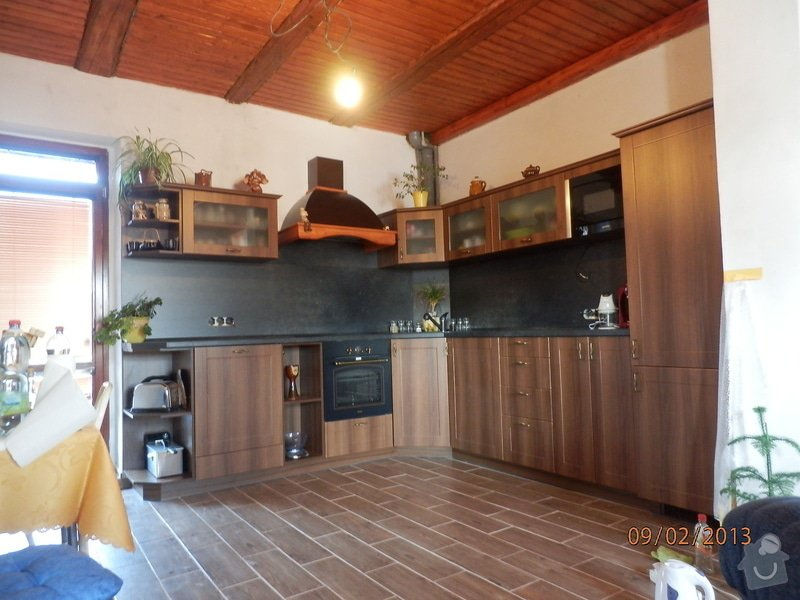 Kuchyňská linka: P2090124