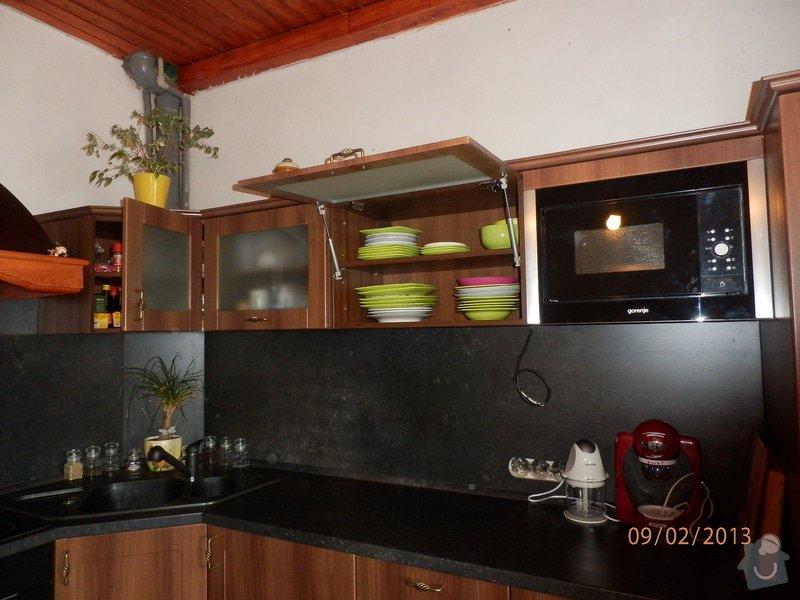 Kuchyňská linka: P2090130