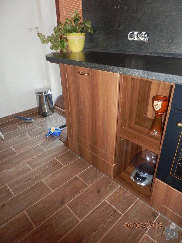 Kuchyňská linka: P2090145