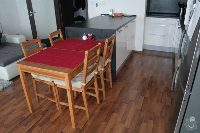 Potávka - dodělání kuchyňského stolu: SAM_3265