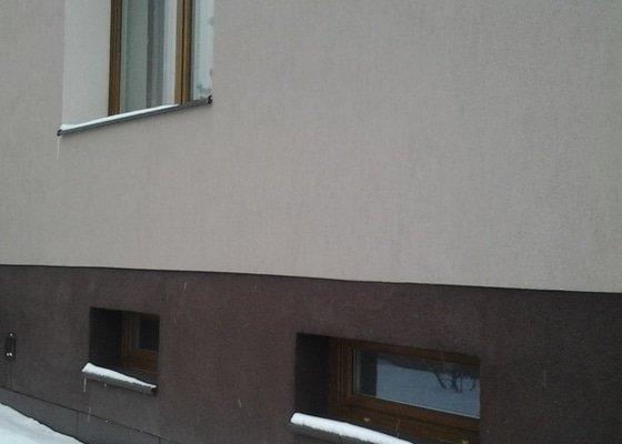 Výměna oken na rodiném domě