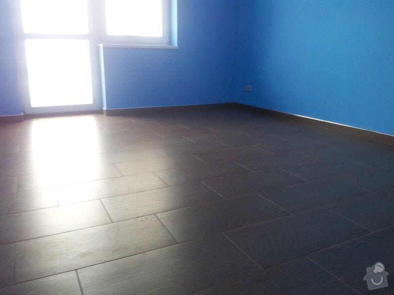 Rekonstrukce koupelny,málování pokojů,rekonstrukce podlahy.: 20130215_095701