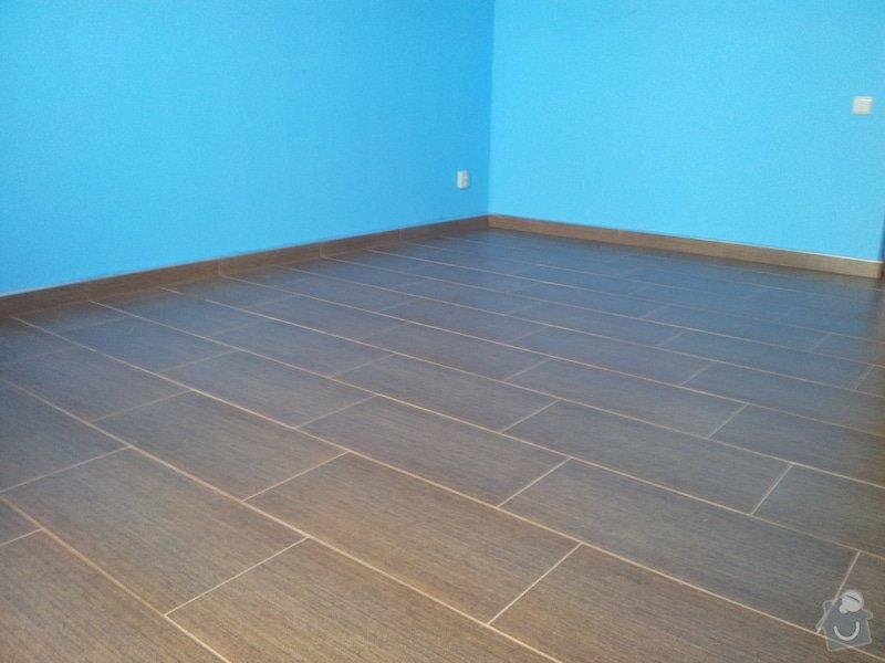 Rekonstrukce koupelny,málování pokojů,rekonstrukce podlahy.: 20130215_095713