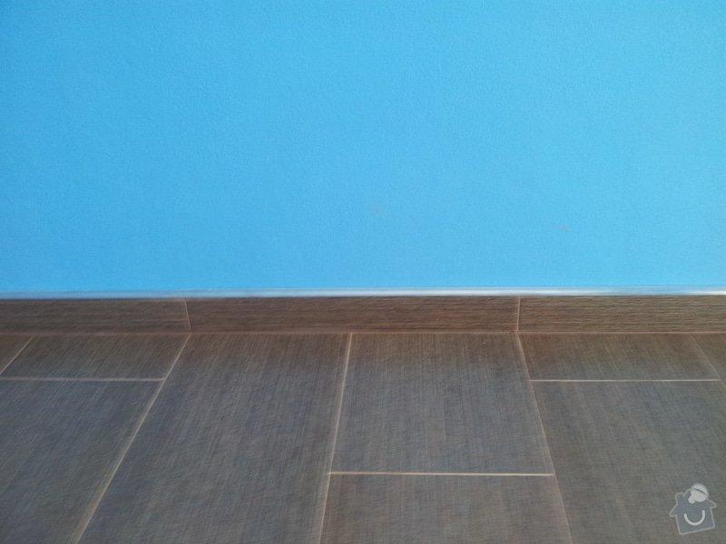 Rekonstrukce koupelny,málování pokojů,rekonstrukce podlahy.: 20130215_095735