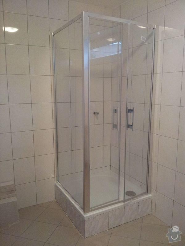 Rekonstrukce koupelny,málování pokojů,rekonstrukce podlahy.: 20130124_155124