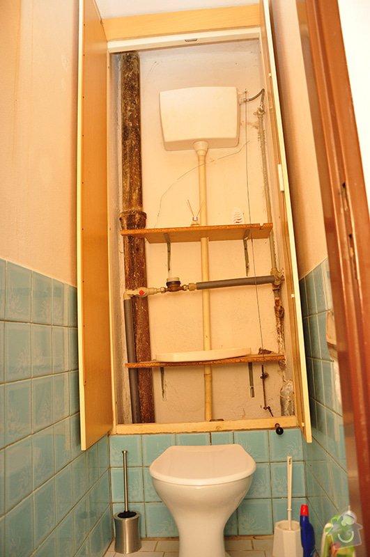 Rekonstrukce zděného WC: system_splachovani