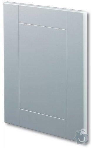 Kuchyňská linka do panelového bytu: dvirka_tvar