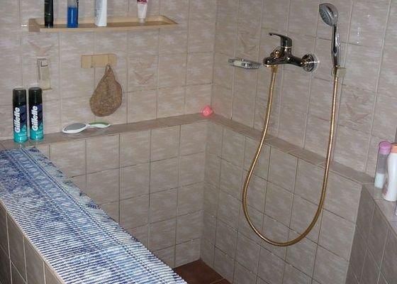 Rekonstrukce vany v koupelně