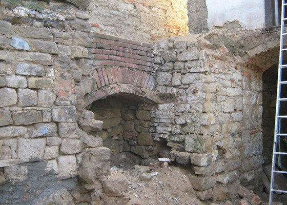 Projekt rekonstrukce 150 let starého domu