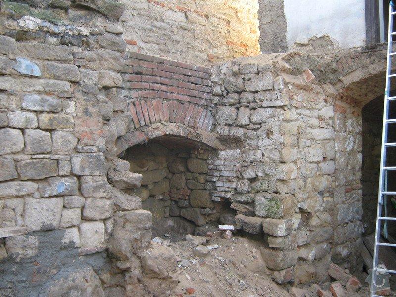 Projekt rekonstrukce 150 let starého domu: Z_prubehu_praci