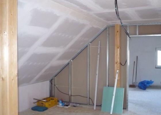 Montáž obložkových zárubní , montáž sádrokartonu,montáž půdních schodů .