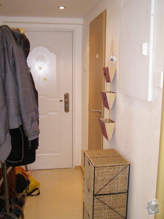 Rekonstrukce a přestavba bytu 3+1: P2180071