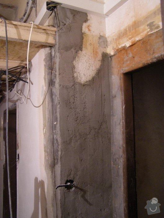 Rekonstrukce a přestavba bytu 3+1: PB220004