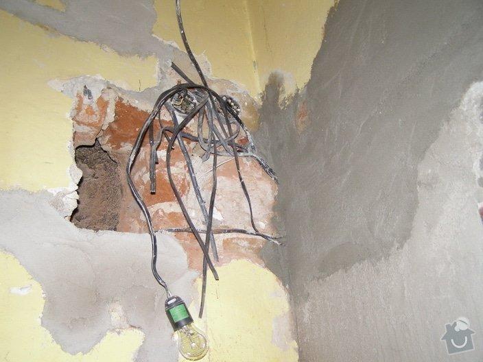 Rekonstrukce a přestavba bytu 3+1: PB220006