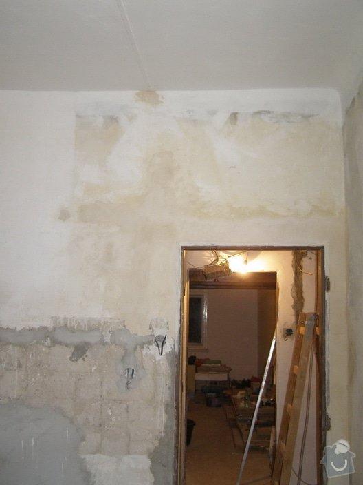 Rekonstrukce a přestavba bytu 3+1: PB220016