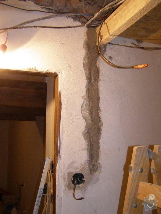 Rekonstrukce a přestavba bytu 3+1: PB220018