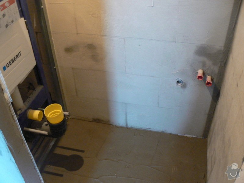Rekonstrukce bytoveho jadra: P1040794