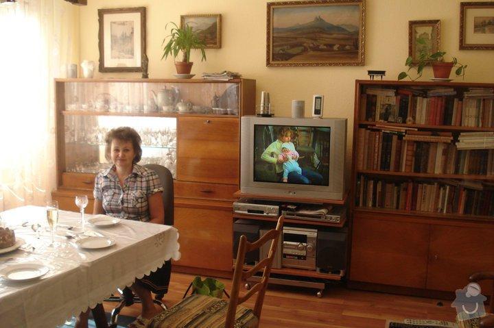 Renovace staršího nábytku a výroba - masiv: nabytek_-_Walterova