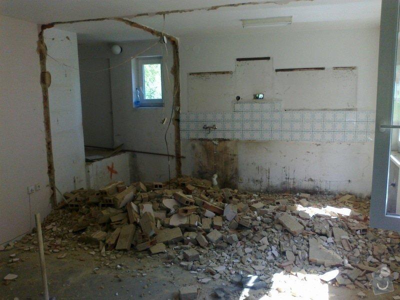 Rekonstrukce rodinného domu: Mobil_fotky_001