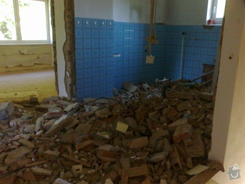 Rekonstrukce rodinného domu: Mobil_fotky_002