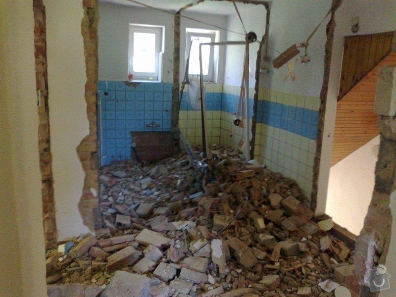 Rekonstrukce rodinného domu: Mobil_fotky_003