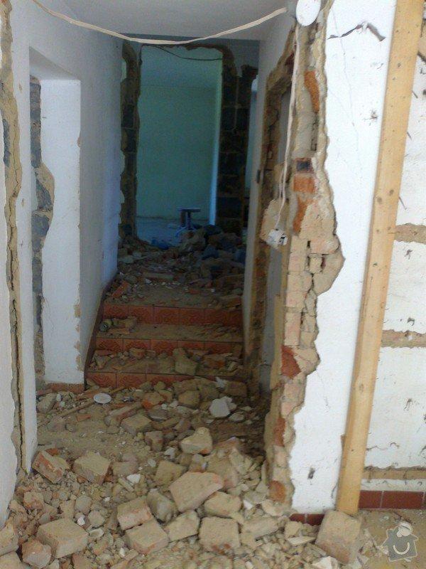 Rekonstrukce rodinného domu: Mobil_fotky_005