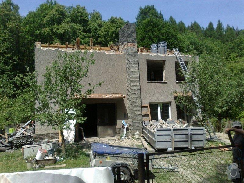 Rekonstrukce rodinného domu: Mobil_fotky_047