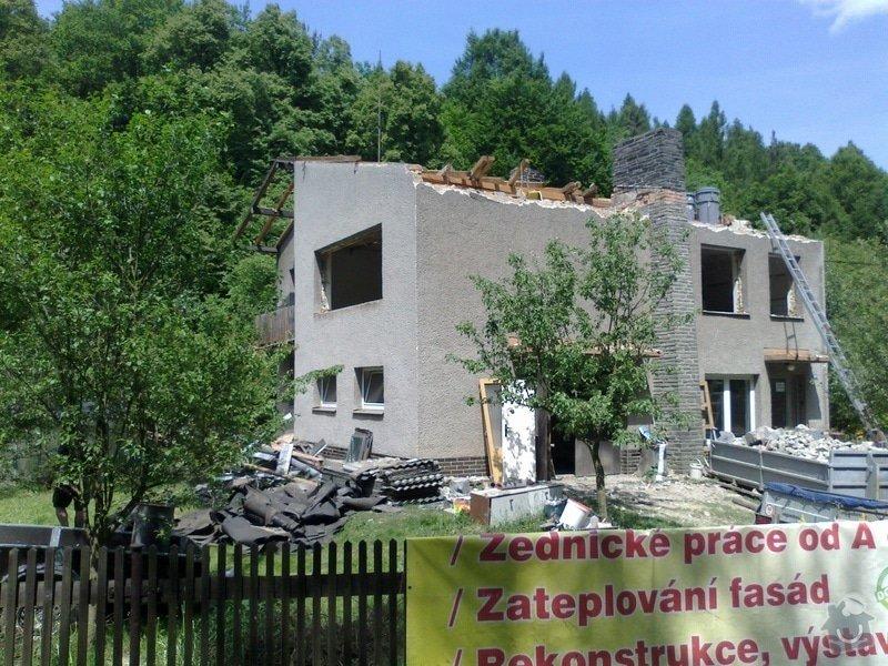Rekonstrukce rodinného domu: Mobil_fotky_048