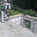 Rekonstrukce rodinneho domu mobil fotky 051