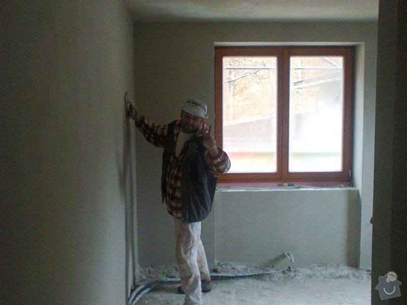 Rekonstrukce rodinného domu: fotografie0040