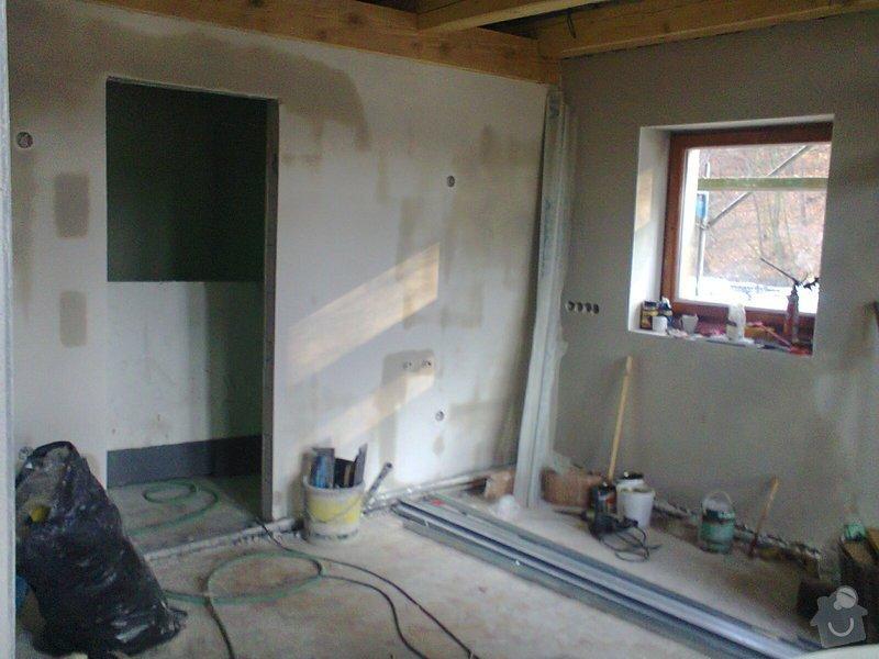 Rekonstrukce rodinného domu: fotografie0044