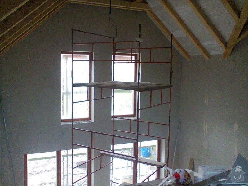 Rekonstrukce rodinného domu: fotografie0047