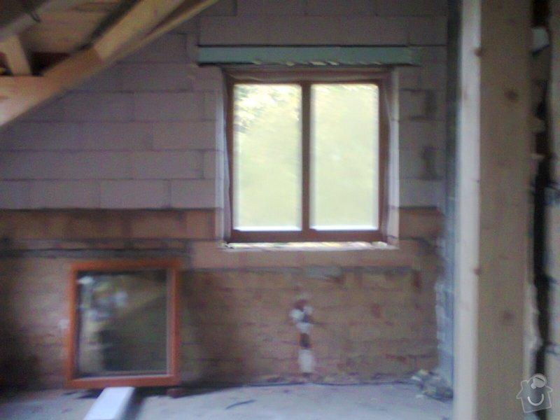Rekonstrukce rodinného domu: 165