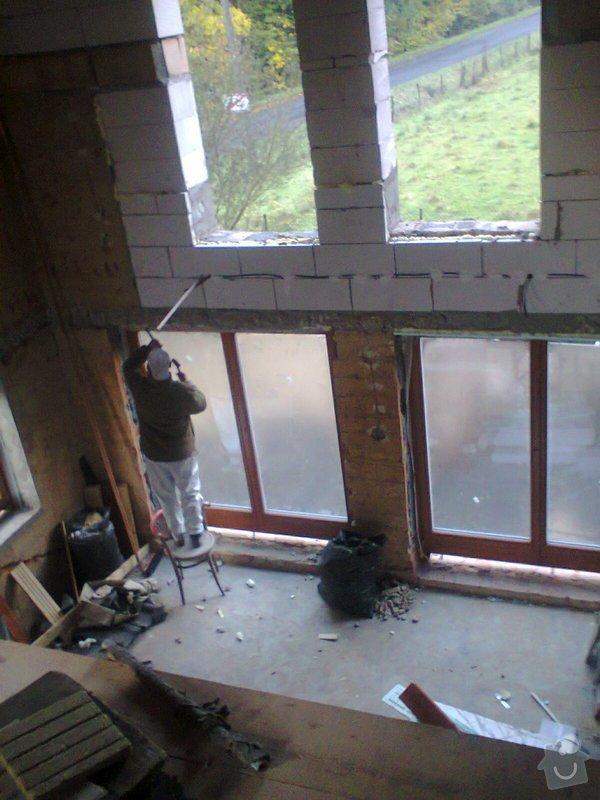 Rekonstrukce rodinného domu: 167