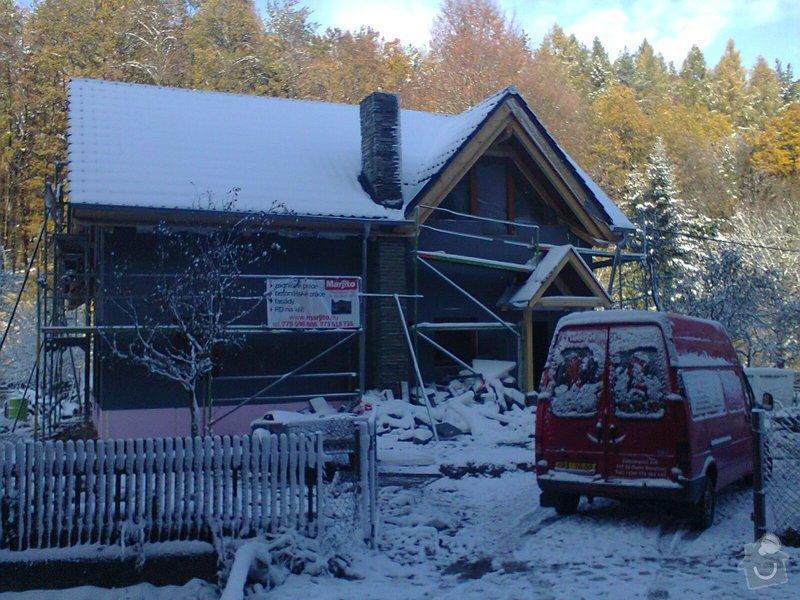 Rekonstrukce rodinného domu: 175