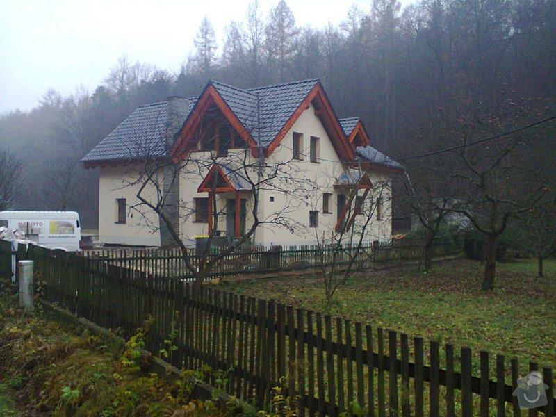 Rekonstrukce rodinného domu: fotografie0060