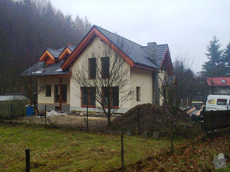 Rekonstrukce rodinného domu: fotografie0059