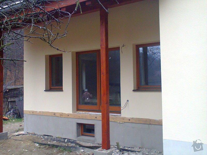 Rekonstrukce rodinného domu: fotografie0061