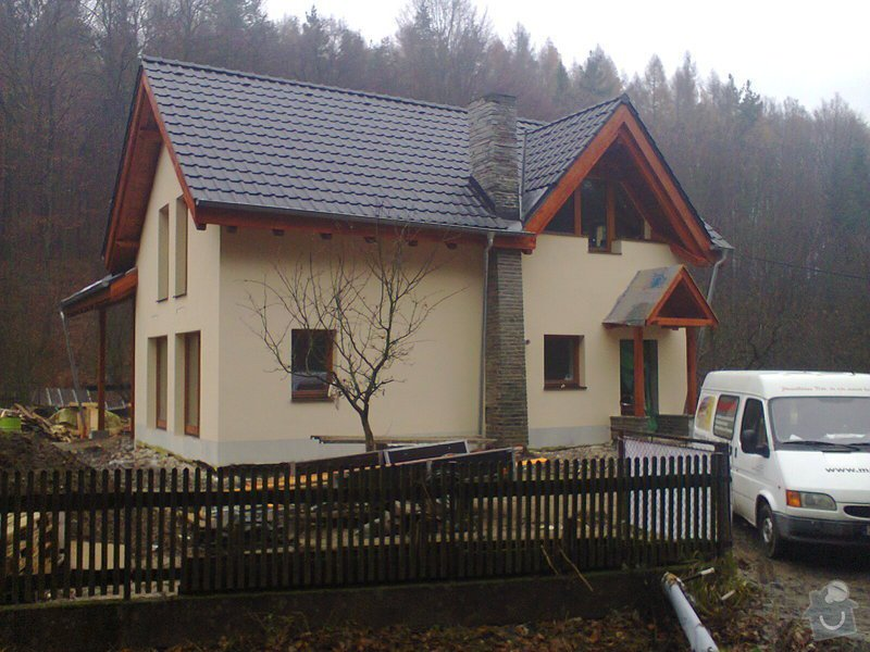Rekonstrukce rodinného domu: fotografie0058