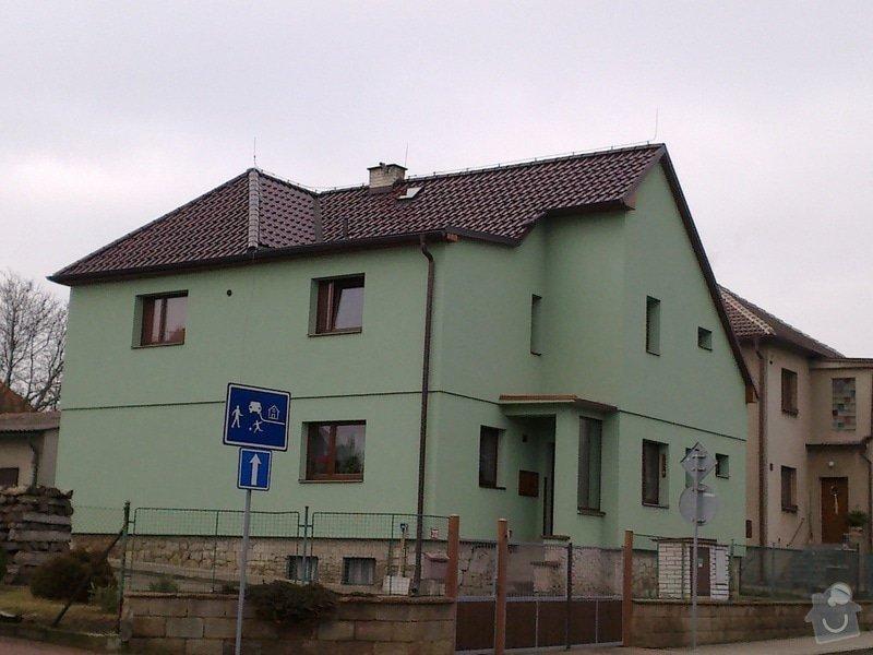 Zhotovení střechy a krovu: Foto037