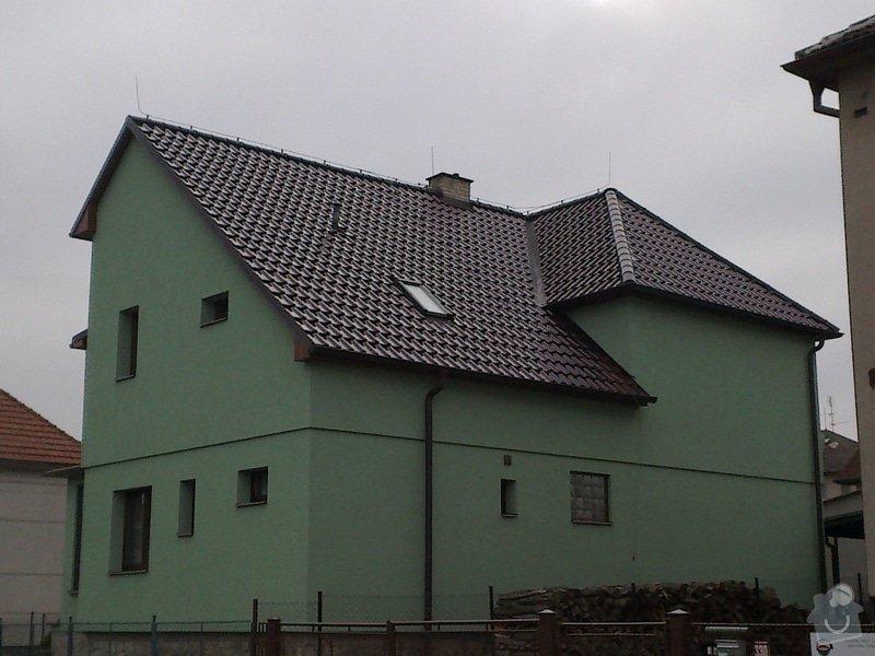 Zhotovení střechy a krovu: Foto038