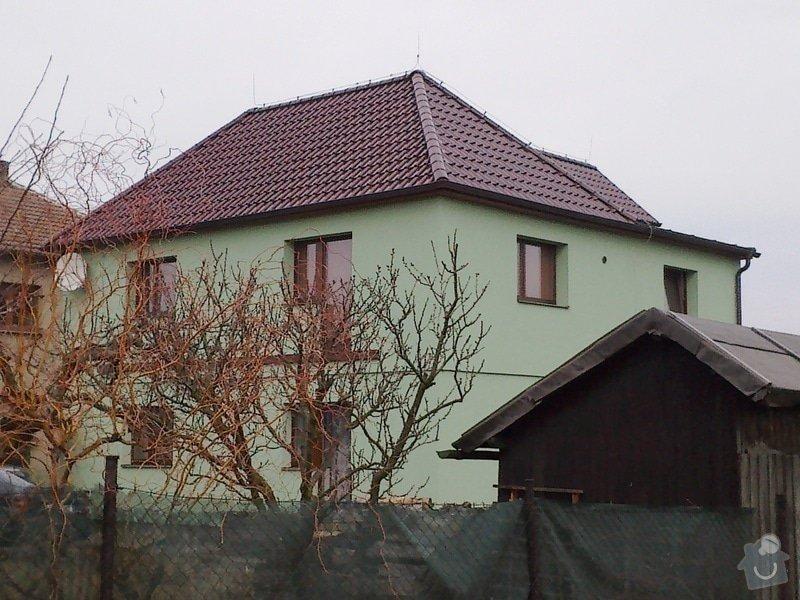 Zhotovení střechy a krovu: Foto039
