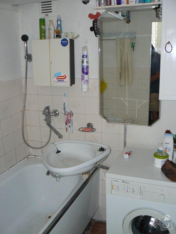 Rekonstrukce bytového jádra v Brně-Kohoutovicích: 001_P1040463